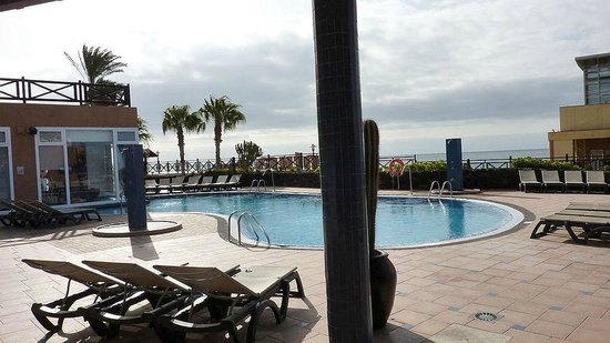 Occidental Jandia Playa: basen w kompleksie SPA