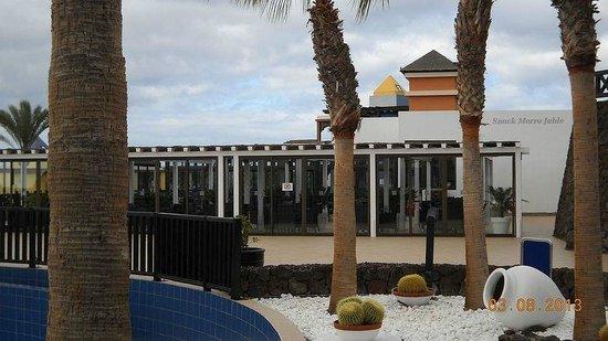 Occidental Jandia Playa: Snack bar