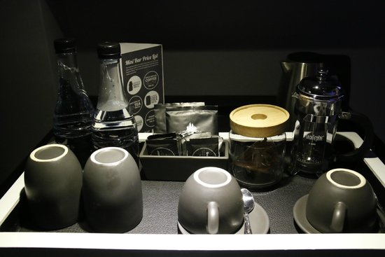 Foto Hotel: Room amenities