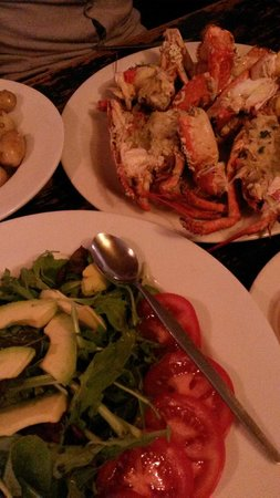 Rod & Line Pub: lovely lobster!