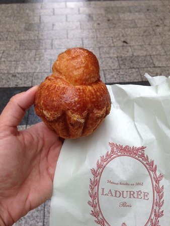 Laduree : brioche