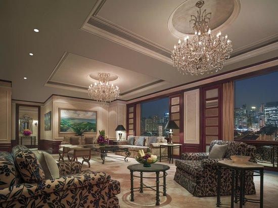 Makati Shangri-La Manila: Presidential Suite