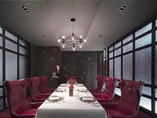 Makati Shangri La Manila: Sage Private Dining Room