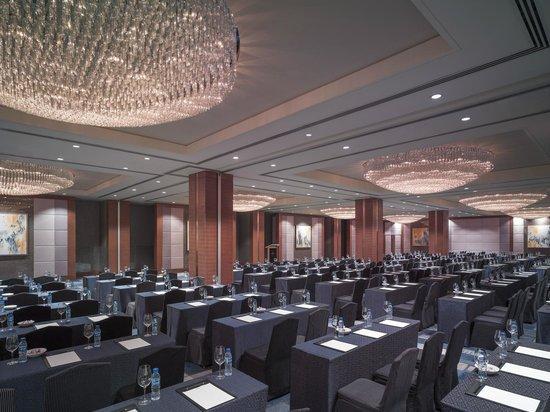 Makati Shangri-La Manila: Isabela corporate setup