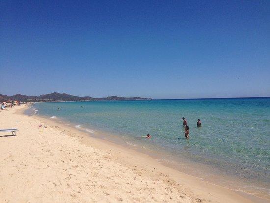 Eos Village: Spiaggia del villaggio