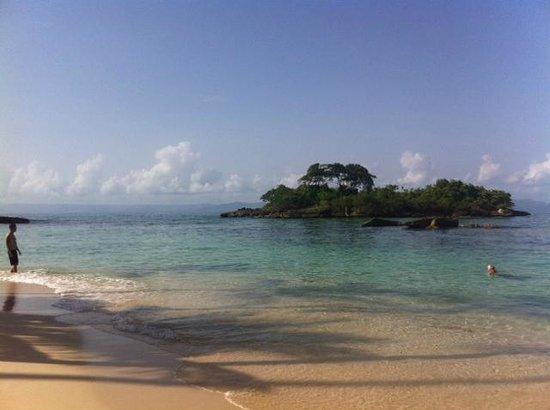 Luxury Bahia Principe Cayo Levantado : paradisiaque