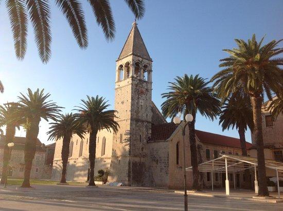 Weltkulturerbestätte Trogir: 修道院
