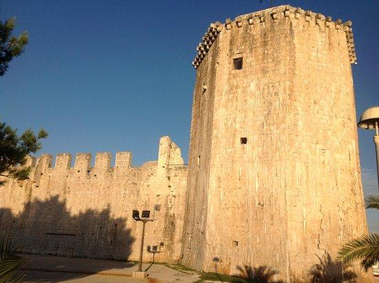 Weltkulturerbestätte Trogir: カメレンゴの砦