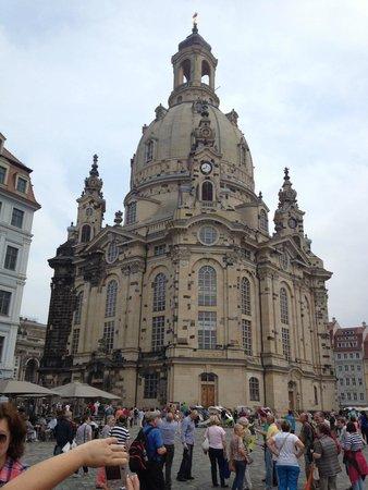 Frauenkirche: beautiful church