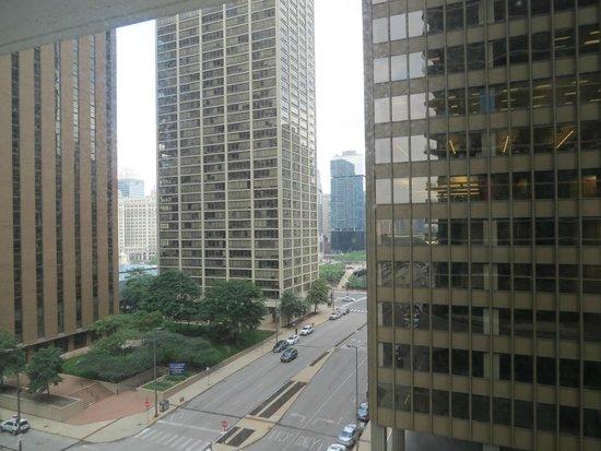 Radisson Blu Aqua Hotel: View from Room window