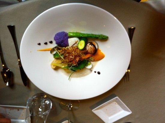 Restaurant Jean-Claude Leclerc : plat