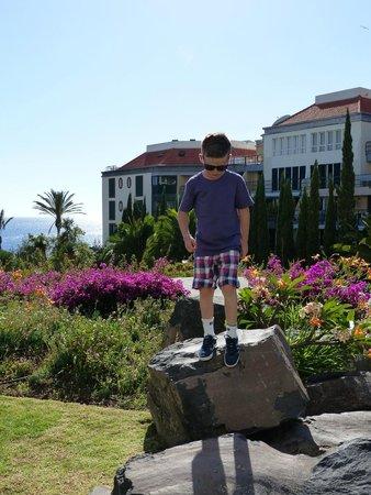Lti Pestana Grand : very pretty gardens