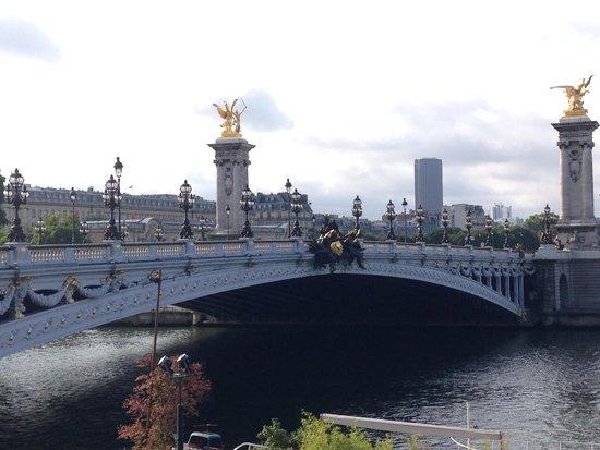 Pont Alexandre-III : Pont Alexandre