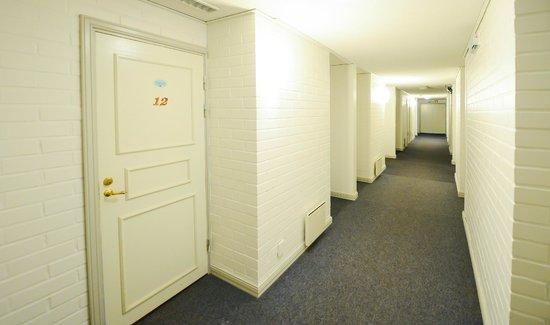 Hotel Sea Front: Hotellkorridor