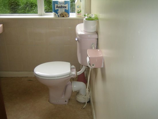 Little Comfort Farm : Bathroom
