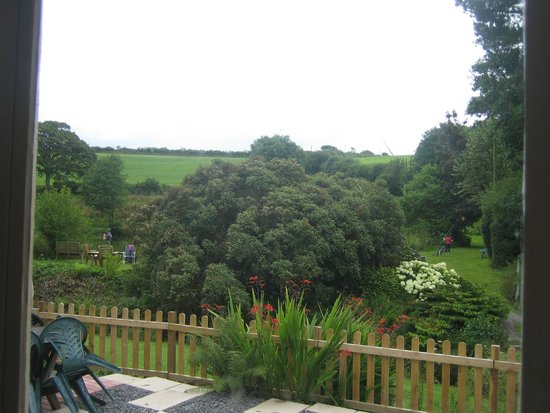 Little Comfort Farm : View from property / fishermen