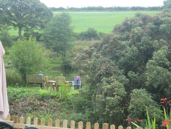 Little Comfort Farm : Fishermen/view from property
