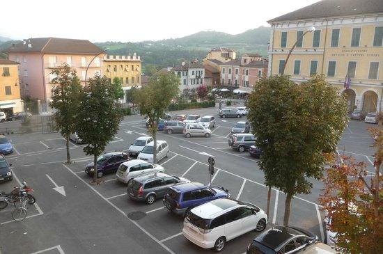 Hotel Al Castello: panorama depuis la chambre 204