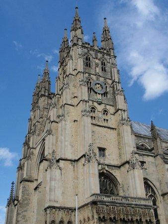 Canterbury Cathedral : de kerk