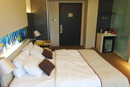 Wangz Hotel : Nice room of Wangz
