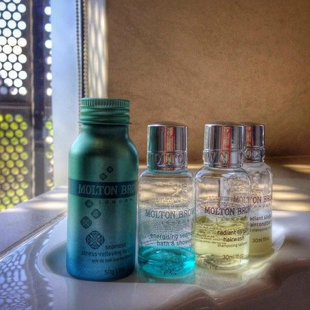 Wangz Hotel: The toiletries that i really love