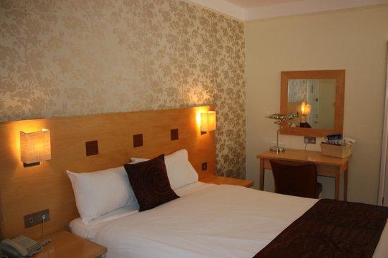 Warwick Arms Hotel: Standard Room