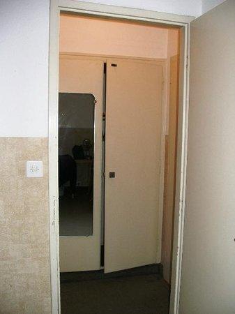 Hotel Moderne : Entrance