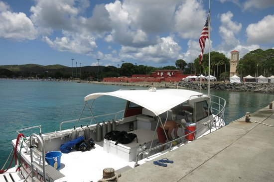 St. Croix Ultimate  Bluewater Adventures (SCUBA), Inc. : Reliance in Christiansted