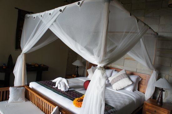 Munduk Moding Plantation: La chambre