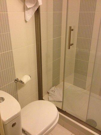 Hôtel Le Seize : Small Bath