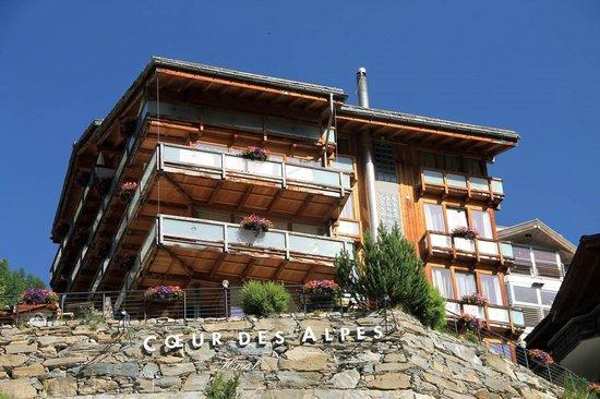 Coeur des Alpes : Plutôt le Joyau des Alpes !