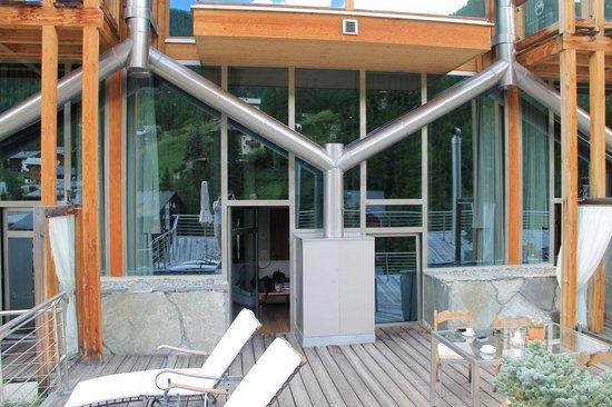 Coeur des Alpes: Design et tradition