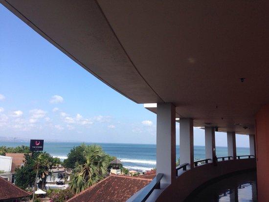 Pullman Bali Legian Nirwana : View from corridor