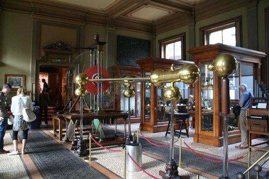 Teylers Museum: Je komt ogen te kort
