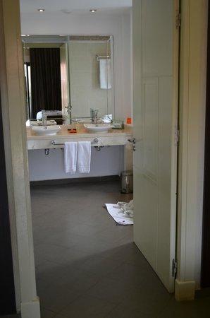 Kenzi Club Agdal Medina : Salle de bain