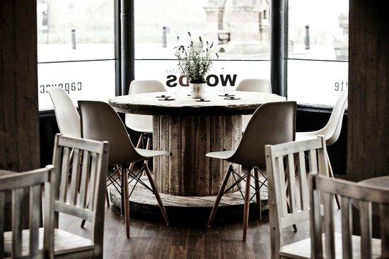 Mister Wood's cafe