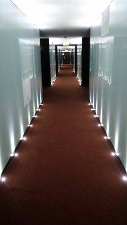 Sheraton Porto Hotel & Spa: Le superbe couloir