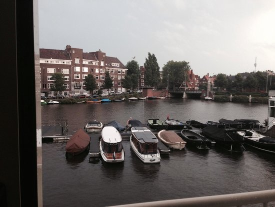 Apollo Hotel Amsterdam : View from room 112