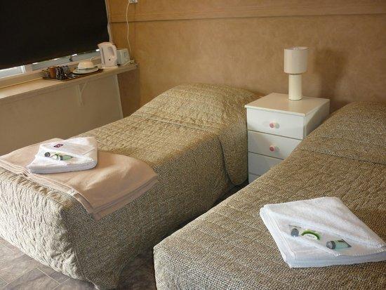 Roma Aussie Tourist Park: Budget Motel - Twin