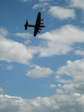 RAF Waddington Airshow: Wow