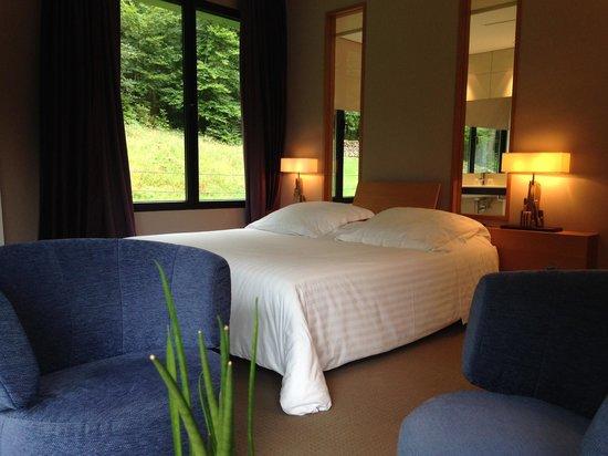 Hotel K : La chambre