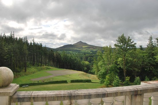 Powerscourt Hotel, Autograph Collection: Room with a view