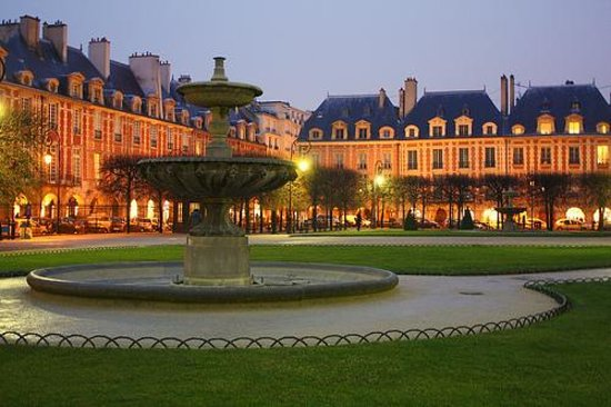 Image result for paris Place des Vosges