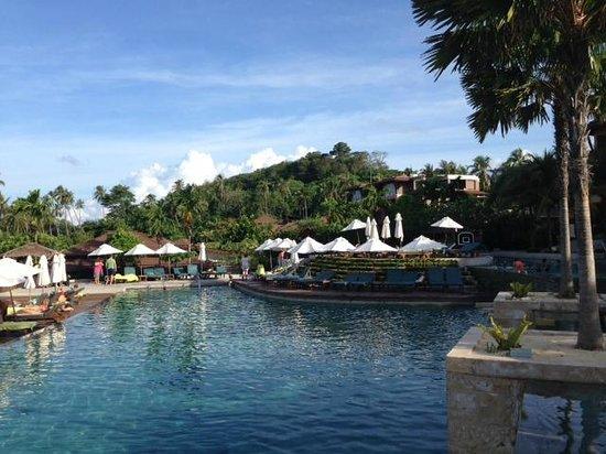 Pullman Phuket Panwa Beach Resort: Main pool