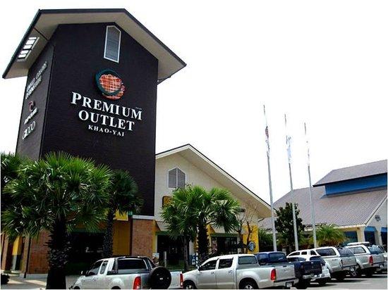Premium Outlet Khao-Yai