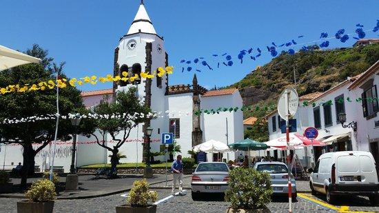 Vila Galé Santa Cruz : Santa Cruz town centre