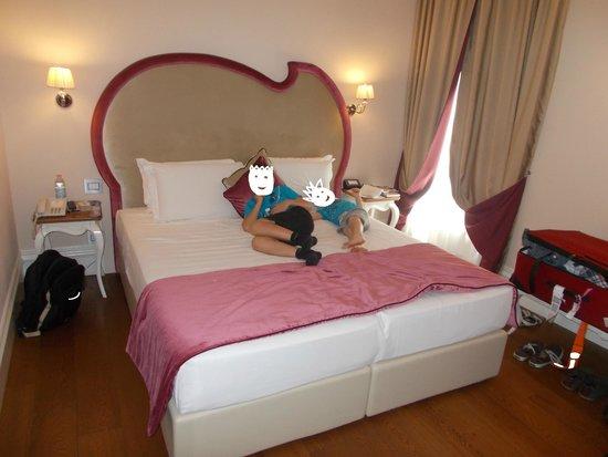 Infinity Hotel Roma: Room 405
