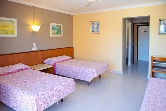Hotel Gabarda: nuestra habitación