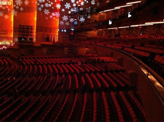 Radio City Music Hall : Spettacolo natalizio