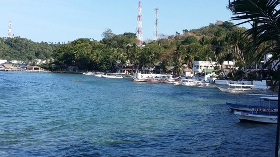 Blue Ribbon Dive Resort : Small Lalaguna, Puerto Galera
